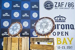 July 20, 2017 - The highly saught after Corona Open J-Bay trophies...Corona Open J-Bay, Eastern Cape, South Africa - 20 Jul 2017. (Credit Image: © Rex Shutterstock via ZUMA Press)