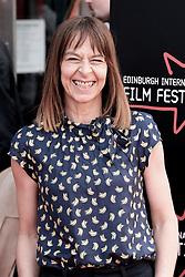 Edinburgh International Film Festival 2019<br /> <br /> Mrs Lowry And Son (World Premiere, closing night gala)<br /> <br /> Pictured: Kate Dickie<br /> <br /> Alex Todd | Edinburgh Elite media