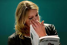 20130212 NED: Boekpresentatie Esther Vergeer, Rotterdam