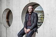 Jonas Luescher portraitiert in Zuerich 2018.<br />Photo Siggi Bucher