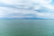 View of Milwaukee Harbor, Milwaukee, Wisconsin, USA.