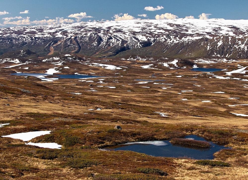 Norway - Valley in Jotunheimen