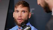 TUF22-UFC 194 MEDIA DAY