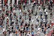 Fussball: 2. Bundesliga, FC St. Pauli - Holstein Kiel, Hamburg, 25.07.2021<br /> Fans, Zuschauer<br /> © Torsten Helmke