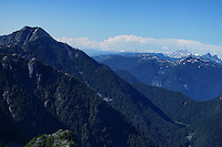 Coast Mountains, North of Vancouver