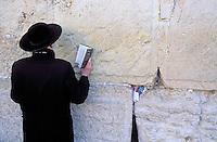 Israel, Jerusalem, Mur des Lamentations // Israel, Jerusalem, Lamentation wall