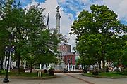 Town Square, Easton, PA, USA