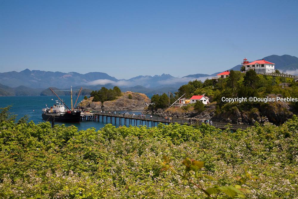 Friendly Cove, Nootka, Vancouver Island, British Columbia, Canada
