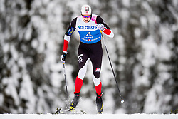 January 11, 2018 - GSbu, NORWAY - 180111 PÅ'l TrÂ¿an Aune competes in the men's sprint classic technique qualification during the Norwegian Championship on January 11, 2018 in GÅ'sbu..Photo: Jon Olav Nesvold / BILDBYRN / kod JE / 160127 (Credit Image: © Jon Olav Nesvold/Bildbyran via ZUMA Wire)