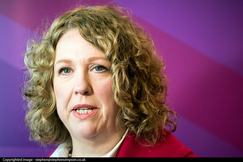 © Licensed to London News Pictures. 24/03/2015. Folkstone, UK. HARRIET YEO.  Harriet Yeo has been named as Ukip's new Folkestone and Hythe general election candidate following the expulsion of Janice Atkinson over allegations of an inflated expenses claim.. Photo credit : Stephen Simpson/LNP