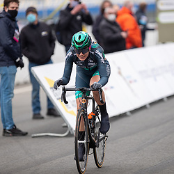 10-03-2021: Wielrennen: Healthy Ageing Tour: Assen<br />Daniek Hengeveld