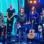 NLD/Amsterdam/20181025 - Finale The Talent Project 2018, huisband
