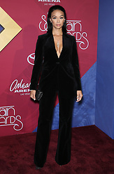 Draya Michele bei den Soul Train Awards 2016 in Las Vegas / 061116<br /> <br /> *** Soul Train Awards 2016 Red Carpet at the Orleans Arena in Las Vegas, USA, November 6, 2016 ***