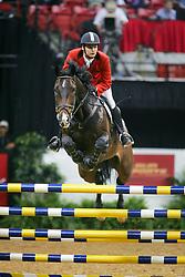Bisharat Ibrahim, JOR, Quinto<br /> World Cup Final Jumping - Las Vegas 2005<br /> © Hippo Foto - Dirk Caremans