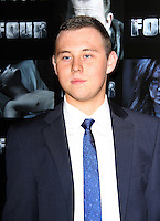 Joshua Pascoe Four UK Premiere, Empire Cinema, Leicester Square, London, UK. 10 October 2011. Contact: Rich@Piqtured.com +44(0)7941 079620 (Picture by Richard Goldschmidt)