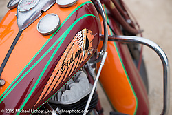 Annual AMCA Sunshine Chapter swap meet in New Smyrna Beach, FL during Daytona Bike Week. Saturday, March 7, 2015.  Photography ©2015 Michael Lichter.