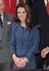 Duke and Duchess of Cambridge at Goldsmiths' Hall