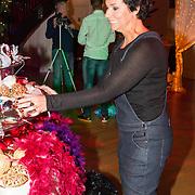 NLD/Hilversum/20151207- Sky Radio's Christmas Tree for Charity, Dyanne Beekman