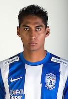 Mexico League 2013-2014 - First Division / <br /> Club de Futbol Pachuca / Mexico - <br /> Hugo Rodriguez