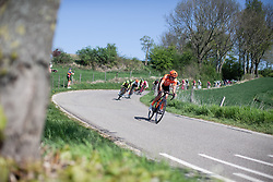Marianne Vos (NED) of CCC-Liv Team descends during the Amstel Gold Race - Ladies Edition - a 126.8 km road race, between Maastricht and Valkenburg on April 21, 2019, in Limburg, Netherlands. (Photo by Balint Hamvas/Velofocus.com)
