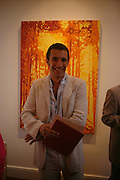 Christian Albu. Adam Ball ' All that Glitters' private view hosted by Manfredi della Gherardesca and Patrizia Papachristidis .  Charles St. London. 19 June 2005. ONE TIME USE ONLY - DO NOT ARCHIVE  © Copyright Photograph by Dafydd Jones 66 Stockwell Park Rd. London SW9 0DA Tel 020 7733 0108 www.dafjones.com
