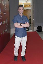 October 18, 2016 - Madrid, Spain - Fonzi Nieto in the Presentation of the TV show Celebrity MasterChef in Madrid on 18 October 2016. (Credit Image: © Oscar Gonzalez/NurPhoto via ZUMA Press)