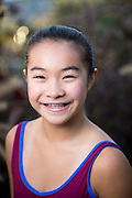 Dance Connection Palo Alto students pose for their headshot in Palo Alto, California, on November 21, 2015. (Stan Olszewski/SOSKIphoto)
