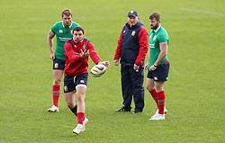British & Irish Lions Robbie Henshaw during the captain's run at the QBE Stadium, Auckland.