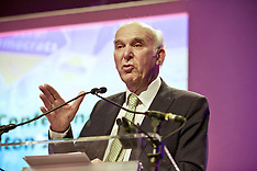 Vince Cable addresses Scottish Lib Dem conference, Hamilton, 23 February 2019