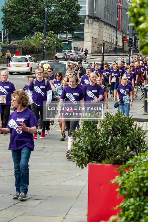 Crohn's Disease and Ulcerative Colitis are the two main forms of Inflammatory Bowel Disease, affecting more than 300,000 people in the UK.<br /> <br /> Starting from Princes Street Gardens, at the foot of Edinburgh Castle, walkers were able to enjoy either a 5km or 10km route that takes in the city's sights.