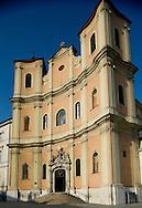 Church of the Holy Trinity (Kostol Trinitarov, 18th century), Zupne Namestie Square, Bratislava, Slovakia