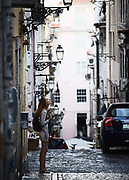Travel Photographer Raymond Rudolph documents people and places in Lisbon, Portugal