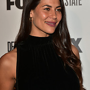 Karima McAdams Attend the European Premiere Deep State at Curzon Soho on 15 March 2018, London, UK.