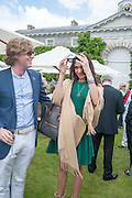MARK ABEGG; RACHEL THOMAS, The Cartier Style et Luxe during the Goodwood Festivlal of Speed. Goodwood House. 1 July 2012.
