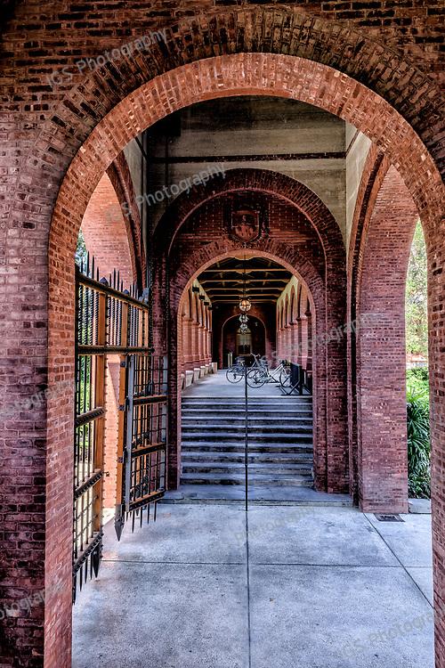 Entrance Hallway at Flagler College