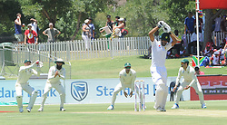 Pretoria 26-12-18. The 1st of three 5 day cricket Tests, South Africa vs Pakistan at SuperSport Park, Centurion. Day 1. Pakistan batsman Shan Masood. Picture: Karen Sandison/African News Agency(ANA)