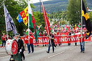 2019-09-07 Welsh Independence March - Merthyr