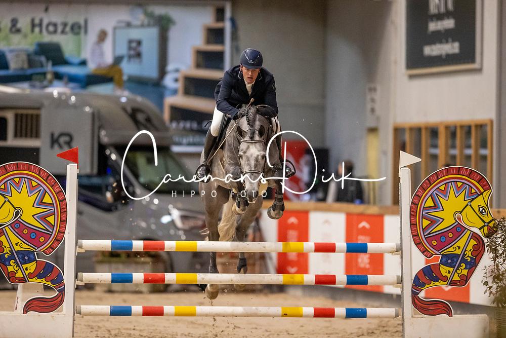 Vinckx Wim, BEL, Constantino van't Ravennest<br /> Pavo Hengsten competitie - Oudsbergen 2021<br /> © Hippo Foto - Dirk Caremans<br />  22/02/2021