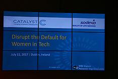 Sodexo Catalyst Women in Tech event 11.07.2017