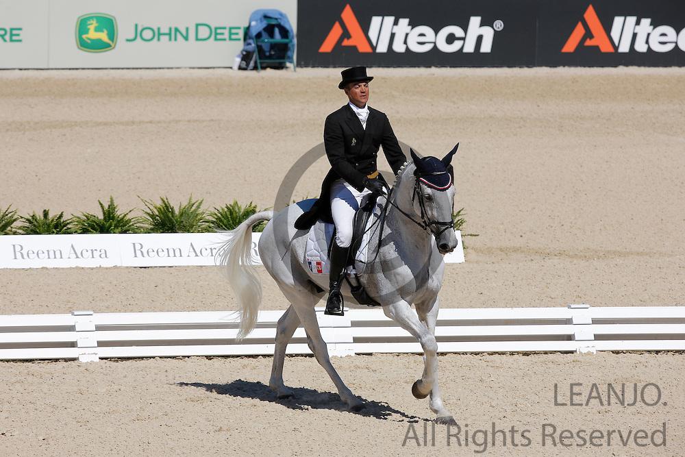 Karim Florent Laghouag - Havenir D'Azac                    <br /> Alltech FEI World Equestrian Games <br /> Lexington - Kentucky 2010<br /> © DigiShots