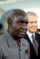 Jan 17, 2005; Lusaka, ZAMBIA; (File Photo. Date Unknown) KENNETH KAUNDA, Founding President of Zambia..  (Credit Image: Arthur Grace/ZUMAPRESS.com)