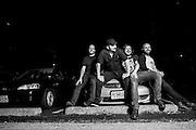 Portrait shots of stoner metal deities Torche after their set at The Firebird in St. Louis, Missouri on June 2nd, 2013.