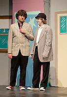 Gilford Middle School production of Guys and Dolls January 24, 2011.