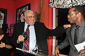 Inclusion for the Arts' fetes James Earl Jones hosted by Loreen Arbus in NYC