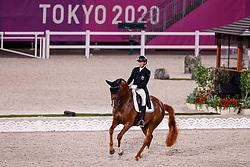 Wagner Nicolas, LUX, Quarter Back Junior, 148<br /> Olympic Games Tokyo 2021<br /> © Hippo Foto - Stefan Lafrentz<br /> 25/07/2021
