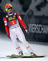 Hopp<br /> Verdenscup<br /> 06.11.2011<br /> Bischofshofen Østerrike<br /> Foto: Gepa/Digitalsport<br /> NORWAY ONLY<br /> <br /> FIS Weltcup, Vierschanzen-Tournee. Bild zeigt Tom Hilde (NOR).