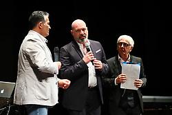 STEFANO BONACCINI<br /> SERATA IN RICORDO VITTIME DI IGOR