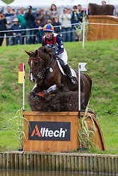 Elaine Pen, (NED), Vira - Eventing Cross Country test- Alltech FEI World Equestrian Games™ 2014 - Normandy, France.<br /> © Hippo Foto Team - Leanjo de Koster<br /> 30/08/14