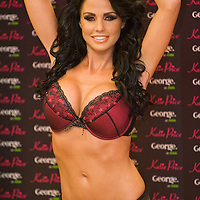 London  Nov 20 Katie Price aka Jordan launches a new lingerie range at Asda Living at Lakeside Park n November 20 2008...Please telephone : +44 (0)845 0506211 for usage fees .***Licence Fee's Apply To All Image Use***.IMMEDIATE CONFIRMATION OF USAGE REQUIRED.*Unbylined uses will incur an additional discretionary fee!*.XianPix Pictures  Agency  tel +44 (0) 845 050 6211 e-mail sales@xianpix.com www.xianpix.com