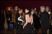NEFER SUVIO, , Allen Jones private view. Royal Academy,  London. 11 November  2014.